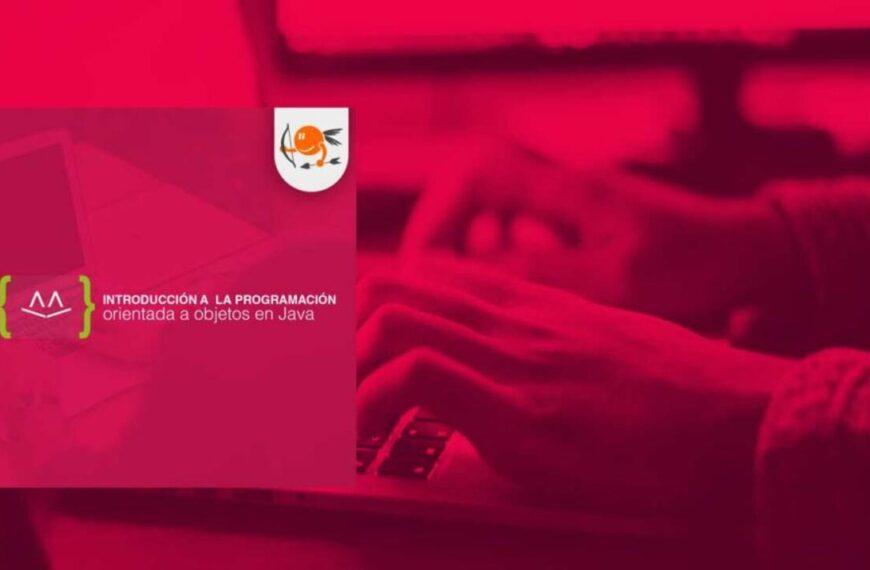 Curso GRATUITO en español de introducción a la programación orientada a objetos en Java