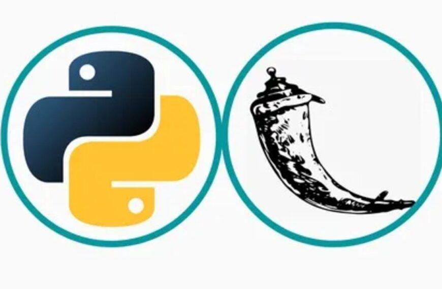 Cupón Udemy: Curso completo de Python y Flask con 100% de descuento